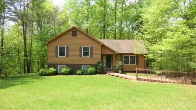 Franklin County Single Family Home For Sale: 6401 Fork Mountain Rd