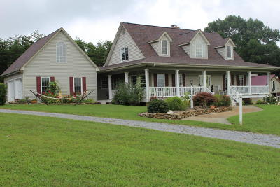Bedford County Single Family Home For Sale: 4281 Jopling Rd