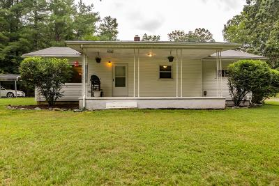 Roanoke Single Family Home For Sale: 4361 Rock Garden Ln