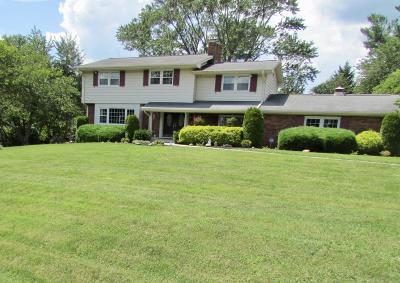 Roanoke Single Family Home For Sale: 5673 Club Ln