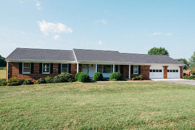 Bedford County Single Family Home For Sale: 110 Woodcreek Rd