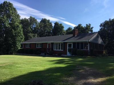 Botetourt County Single Family Home For Sale: 517 Blue Ridge Dr