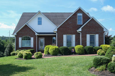 Daleville VA Single Family Home For Sale: $369,950