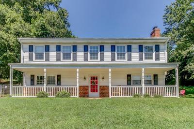 Roanoke County Single Family Home For Sale: 1131 Pedigo Ln