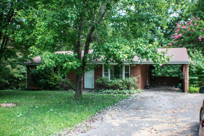 Vinton Single Family Home For Sale: 1930 Gravel Hill Rd