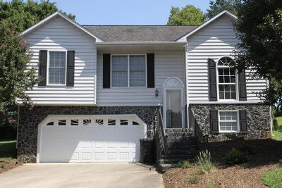Bedford Single Family Home For Sale: 1189 Crest Ridge Dr
