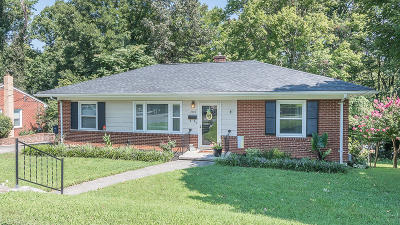 Single Family Home Sold: 2801 Northview Dr SW
