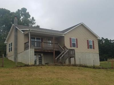 Botetourt County Single Family Home For Sale: 1410 Flowing Springs Rd