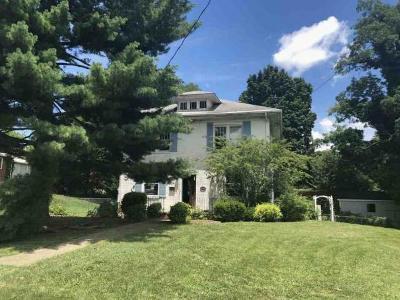 Roanoke City County Single Family Home For Sale: 3401 Birchwood Ave NE
