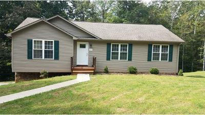 Moneta Single Family Home For Sale: 1293 Gate Ln