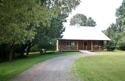 Bedford County Single Family Home For Sale: 2687 Rocky Ford Rd