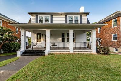 Roanoke VA Single Family Home For Sale: $219,995