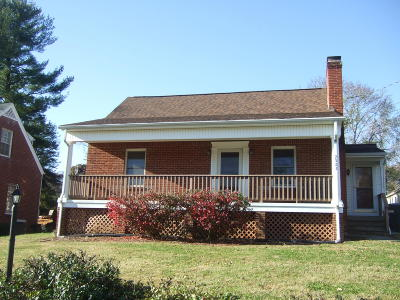 Roanoke VA Single Family Home For Sale: $199,950