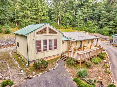 Franklin County Single Family Home For Sale: 8864 Boones Chapel Rd