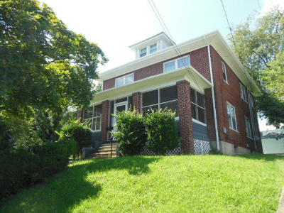 Roanoke VA Single Family Home For Sale: $179,950