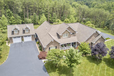 Franklin County Single Family Home For Sale: 144 Primitive Acres Ln