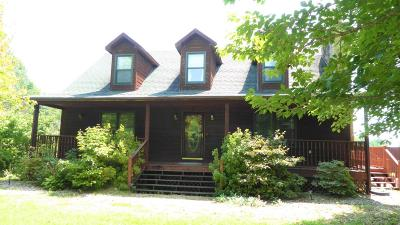 Franklin County Single Family Home For Sale: 642 Antioch Rd