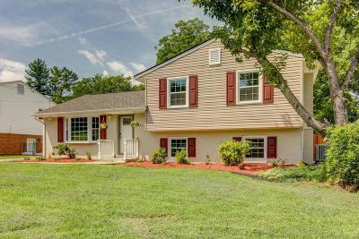 Roanoke Single Family Home For Sale: 4633 Girard Dr