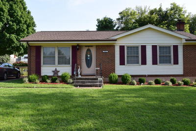 Vinton Single Family Home For Sale: 1019 Maywood Dr