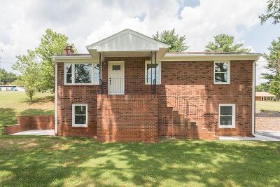 Vinton Single Family Home For Sale: 106 Farmer Ln