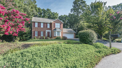 Cloverdale Single Family Home For Sale: 201 Pheasant Run