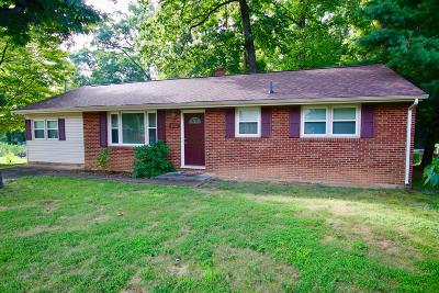 Roanoke Single Family Home For Sale: 5102 Youngwood Dr