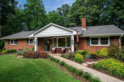 Goodview Single Family Home For Sale: 1387 Hidden Forest Dr