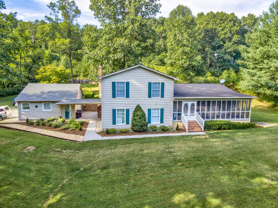 Troutville Single Family Home For Sale: 248 Little Catawba Creek Rd