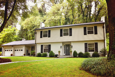Roanoke Single Family Home For Sale: 410 Willow Oak Dr SW