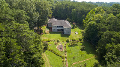 Franklin County Single Family Home For Sale: 498 Meeks Rd
