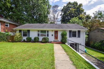 Single Family Home For Sale: 3108 Davis Ave