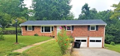 Roanoke Single Family Home For Sale: 2780 Hillbrook Dr