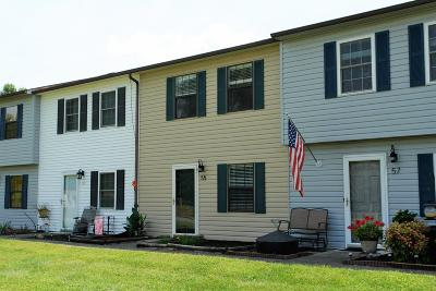 Botetourt County Attached For Sale: 55 Tinkerview Dr