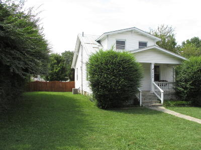 Roanoke VA Single Family Home For Sale: $84,950
