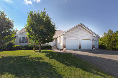 Botetourt County Single Family Home For Sale: 2609 Country Club Rd