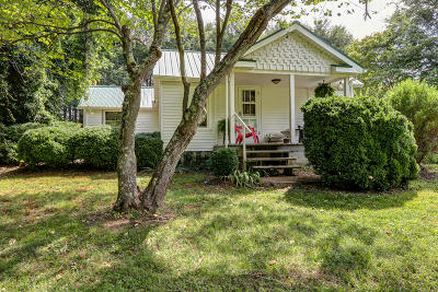 Bedford County Single Family Home For Sale: 1263 Secluded Ln