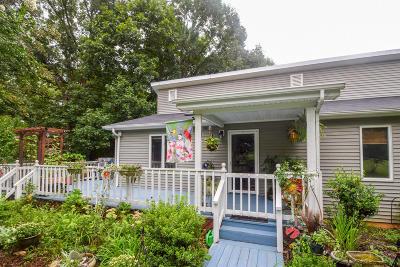 Vinton Single Family Home For Sale: 100 Trapper Ln