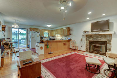 Franklin County Single Family Home For Sale: 595 Claybanks Dr