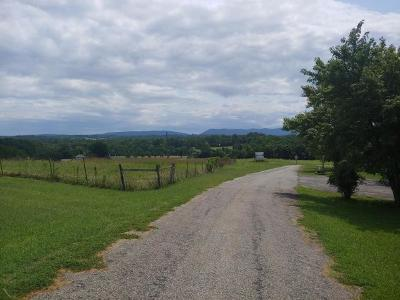 Bedford County Farm For Sale: 4150 White House Rd
