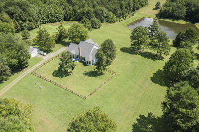 Bedford County Single Family Home For Sale: 2844 Fairview Church Rd