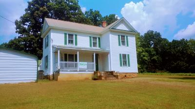 Franklin County Single Family Home For Sale: 40 Rock Hill Ln