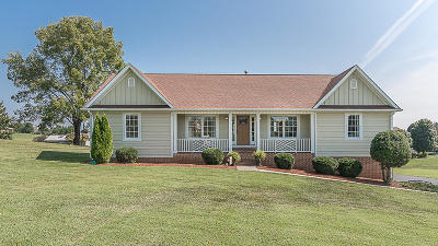 Botetourt County Single Family Home Sold: 1052 Country Club Rd