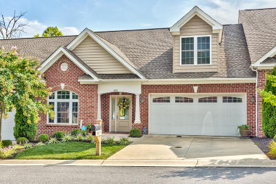 Roanoke County Attached For Sale: 5615 Rockbridge Ct