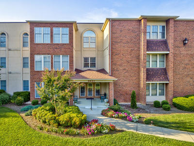 Roanoke County Attached For Sale: 4641 Heather Dr #101