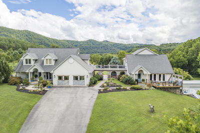 Single Family Home For Sale: 4289 North Fork Rd