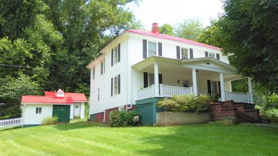 Boones Mill Single Family Home For Sale: 21 Murray Hill Rd