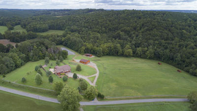 Franklin County Single Family Home For Sale: 1170 Ramsey Memorial Rd