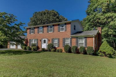 Franklin County Single Family Home For Sale: 134 Claybrook Rd