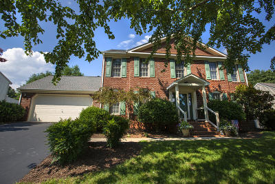 Roanoke County Single Family Home For Sale: 6203 Scotford Ct