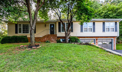 Roanoke Single Family Home For Sale: 2632 Bobwhite Dr